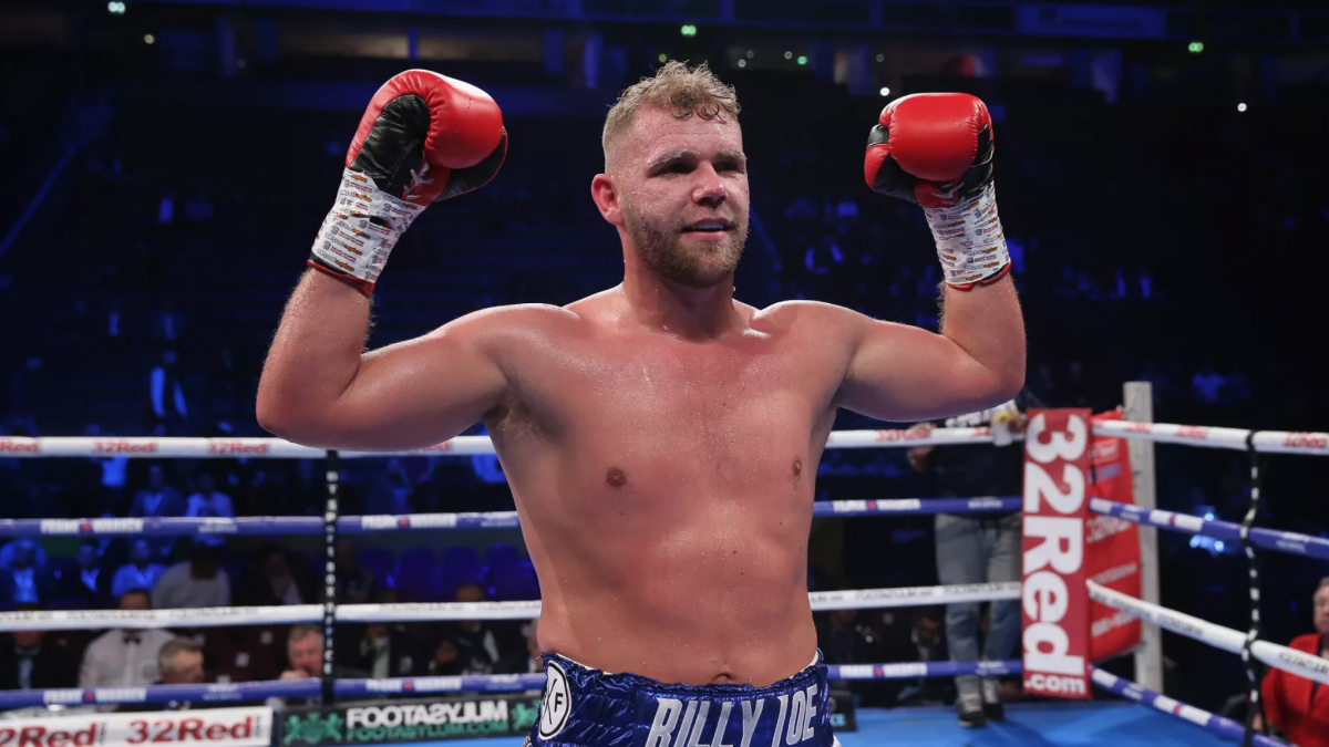 Billy Joe Saunders Interview