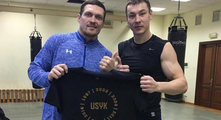 O'Tooles sign Trifonov who'll train under McCrory